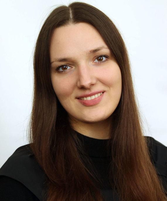 Asmeninio albumo nuotr./Ieva Dulinskaitė