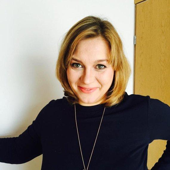 Asmeninio albumo nuotr./Algina Šamonskienė