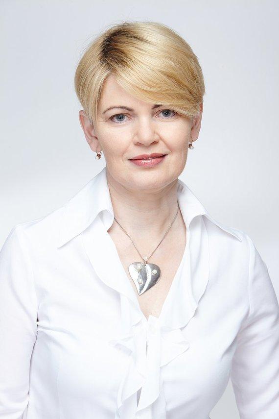 Asmeninio albumo nuotr./Jelena Čelutkienė