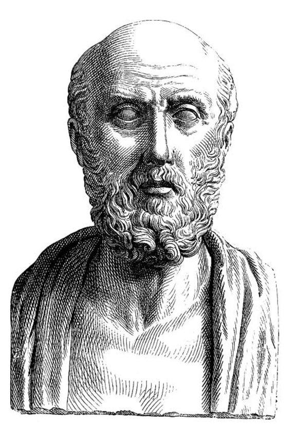 wikipedia.org nuotr./Hipokrato raižinys