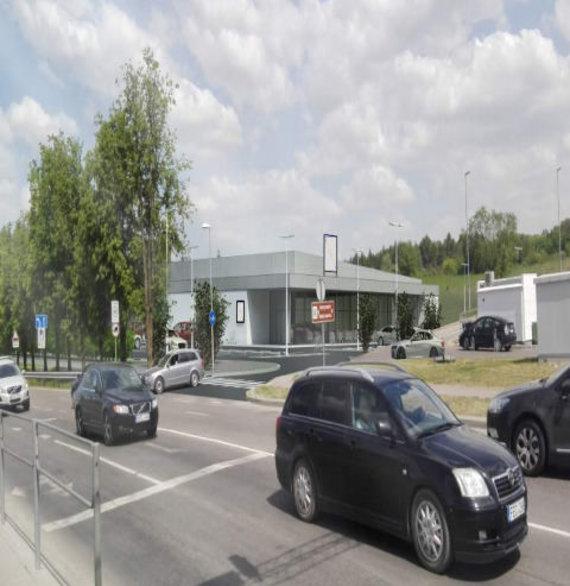 """""""Projektų rengimo biuras""""/""""Lidl"""" Trakų Vokėje planuoja naują parduotuvę"""