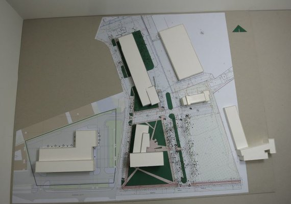 """""""A 405""""/""""Perdanga"""" Klaipėdoje planuoja statyti biurų pastatą ir sandėlį"""