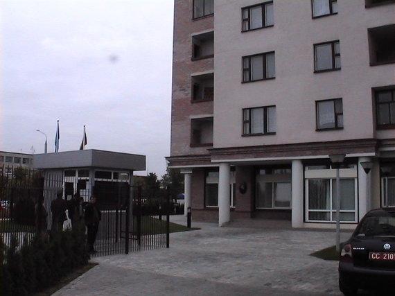 URM nuotr./LR generalinis konsulas Gardine