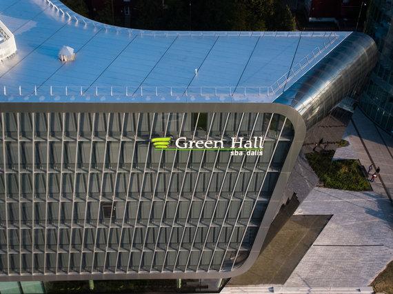 "Bendrovės nuotr./Verslo centras ""Green Hall 2"""