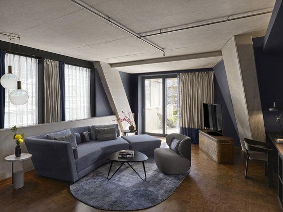 Design Hotels nuotr./Roberto De Niro valdomas viešbutis Londone