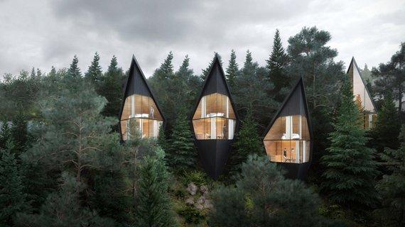 """""""Peter Pichler Architecture""""/""""Peter Pichler Architecture"""" projektas Italijoje"""