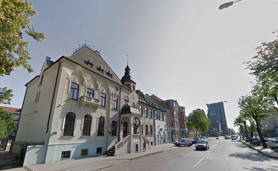 """""""Luminor"""" nuotr./Liepų 10, Klaipėda"""