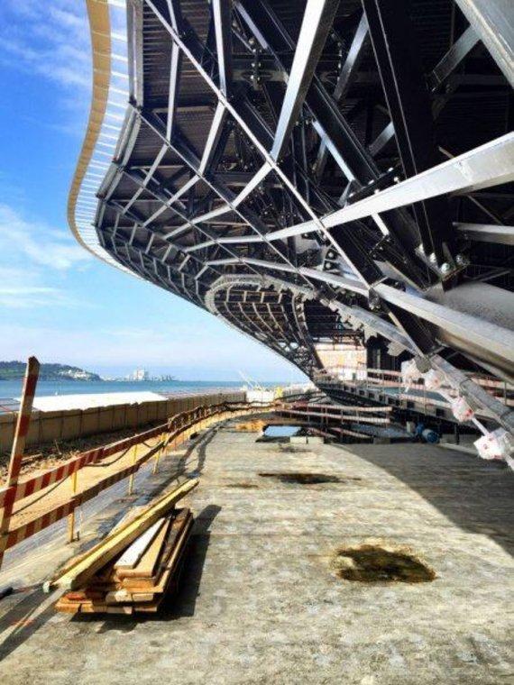 """""""AL_A"""" nuotr. /EDP fondo Meno, architektūros ir technologijų muziejus jau spalį turėtų tapti svarbia Lisabonos visuomenine erdve"""