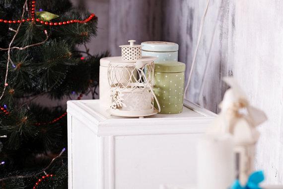 123rf.com nuotr./Kalėdinis interjeras