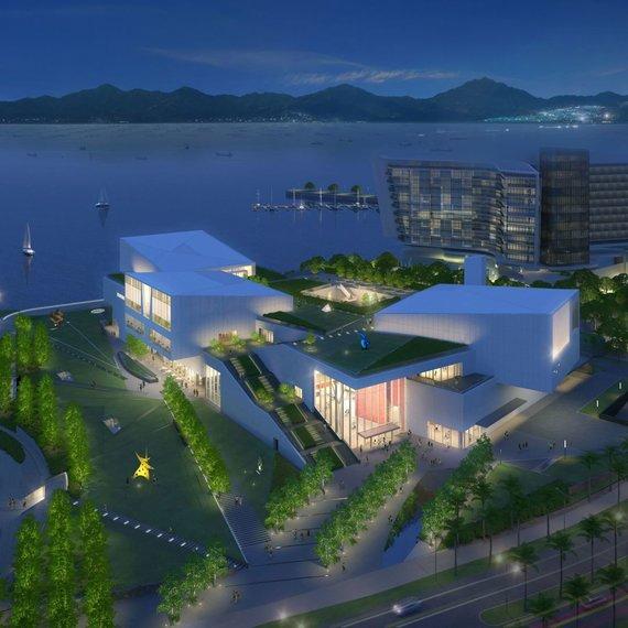 """Fumihiko Maki""/Dizaino bendruomenės pastatas – muziejus"