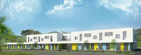 """""""Projektų rengimo centras""""/Balsiuose planuojama statyti pradinę mokyklą"""