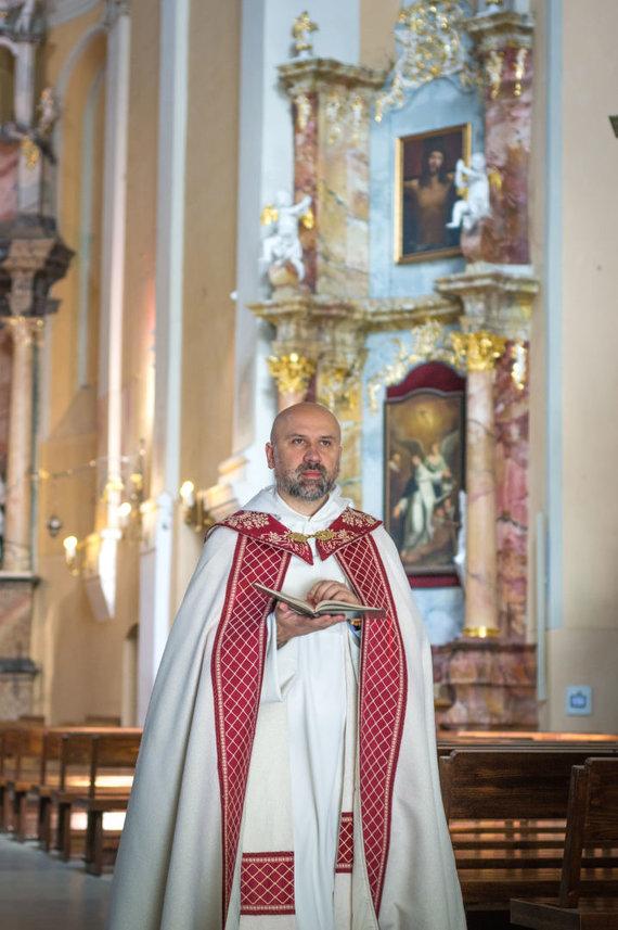 Vilniaus Šv. apaštalų Pilypo ir Jokūbo bažnyčios raštinės nuotr./Mindaugas Slapšinskas