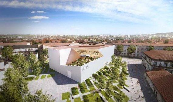 MMC projektai/Modernaus meno centro projektas