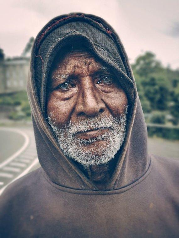"""costin.mocanu darbas/""""Huawei"""" fotografijos konkurso geriausias darbas kategorijoje """"Faces"""""""