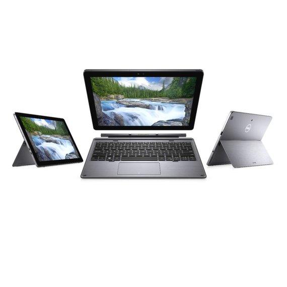 "Gamintojo nuotr./""Dell Latitude 7200"" 2-in-1 kompiuteriai"