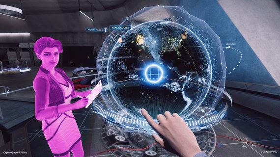 """Gamintojo nuotr./""""Iron Man VR"""""""