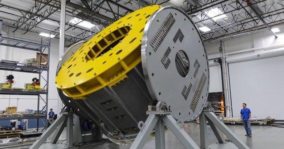 General Atomics nuotr./Vieno CS modulio svoris – 110 tonų