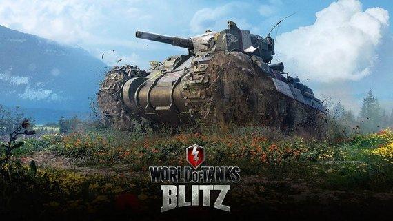 """Gamintojo nuotr./Žinomiausias """"Wargaming"""" kūrinys – žaidimas """"World of Tanks"""""""