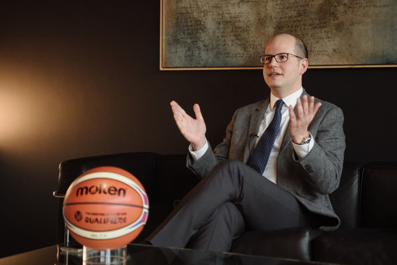 FIBA nuotr./Andreas Zagklis