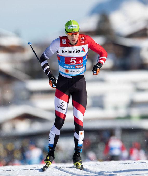 """""""Scanpix"""" nuotr./Maxas Hauke nutvertas dopingo vartojimo vietoje per pasaulio slidinėjimo čempionatą Austrijoje."""