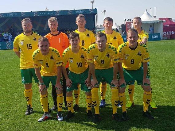 Specialiosios žaidynės – pirmoji diena buvo sėkminga Lietuvos atletams.