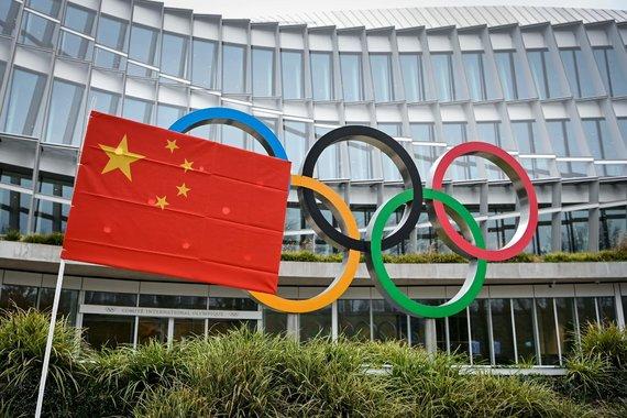"""""""Scanpix"""" nuotr./Iki Pekino olimpinių žaidynių likus metams, girdisi raginimai boikotuoti renginį."""