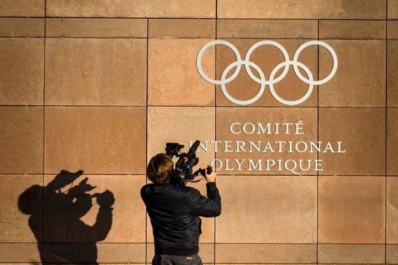 """""""Scanpix"""" nuotr./Tarptautinio olimpinio komiteto (IOC) valdyba susirinko į posėdį Lozanoje."""
