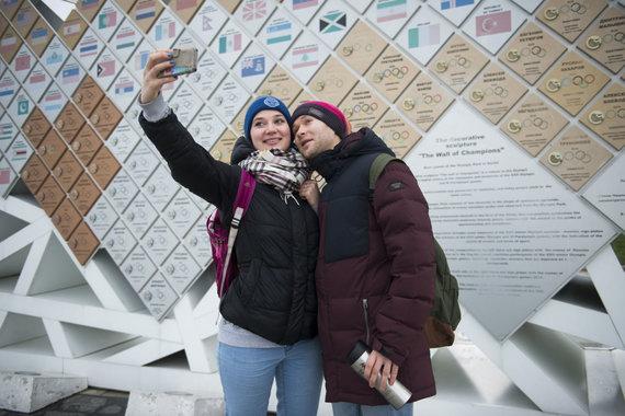 """""""Scanpix""""/AP nuotr./Taip atrodo Sočis, praėjus ketveriems metams po žiemos olimpinių žaidynių Rusijoje."""