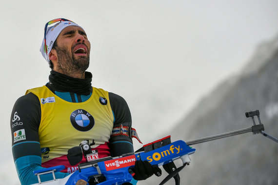 """Scanpix"" nuotr./Martinas Fourcade'as"