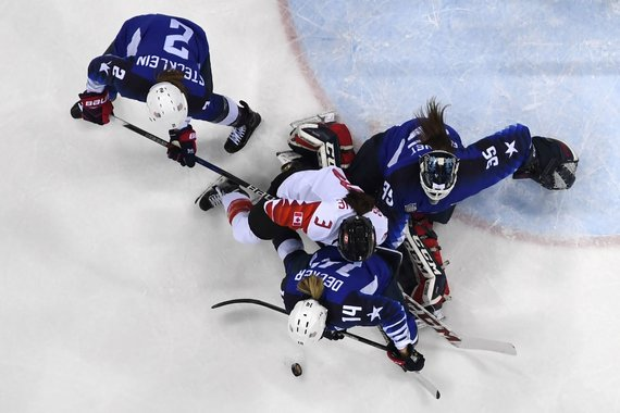 IHOCKEY-OLY-2018-PYEONGCHANG-USA-CAN
