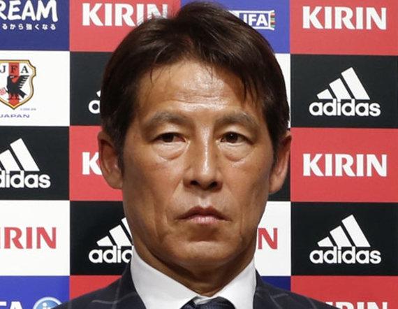 """Scanpix"" nuotr./Japonijos futbolo rinktinė patikėta A.Nishino."