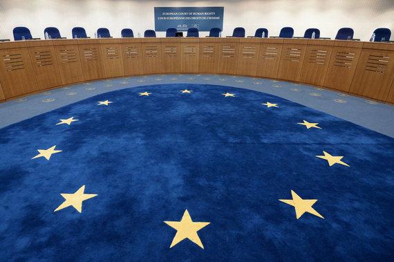 """AFP/""""Scanpix"""" nuotr./Europos Žmogaus Teisių Teismas"""