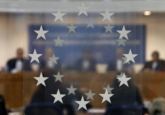 """""""Reuters""""/""""Scanpix"""" nuotr./Europos Žmogaus Teisių Teismas"""
