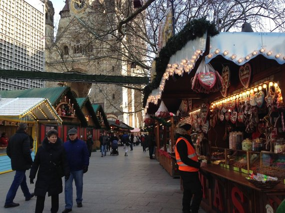 Linos Ever nuotr./Kalėdos Berlyne