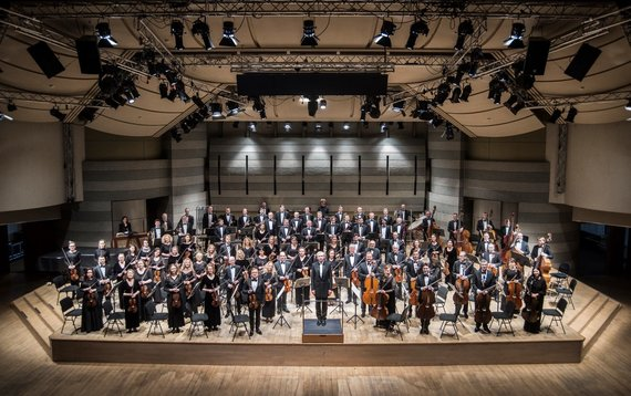 D.Matvejevo nuotr./ Lietuvos valstybinis simfoninis orkestras