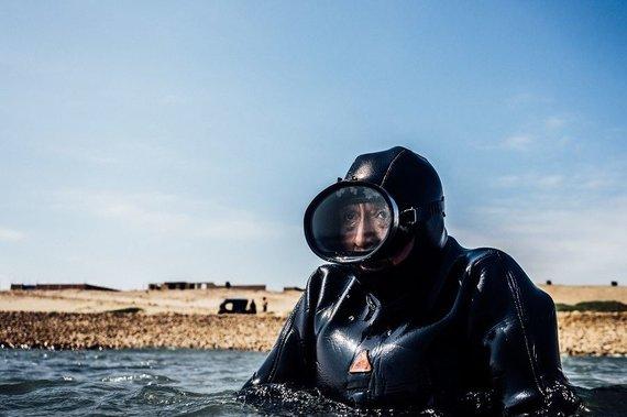 Bertos Tilmantaitės nuotr./Šienaujant vandenyną