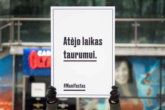 """Organizatorių nuotr./""""Manifestas"""""""