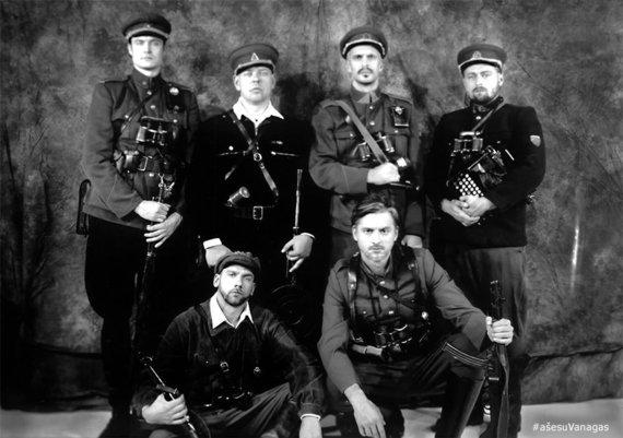 Vytauto V.Landsbergio nuotr./Filmas apie A.Ramanauską-Vanagą