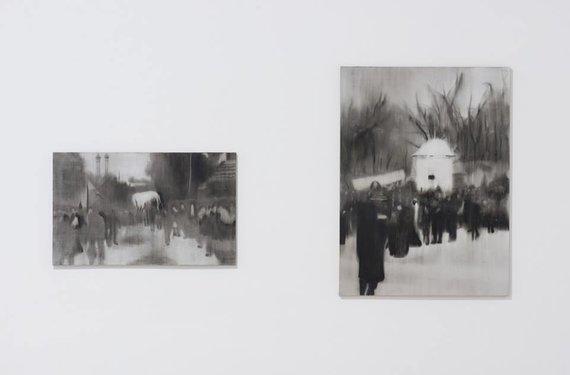 """Galerijos """"Vartai"""" nuotr./J.Avotiņš paroda """"Šventė"""""""
