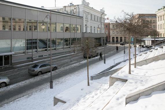 Sauliaus Žiūros nuotr./Šv. Jurgio gatvė