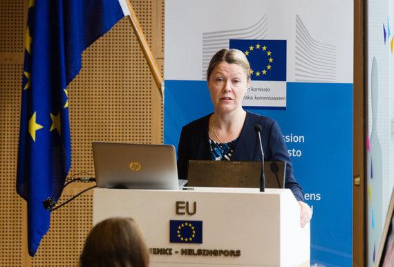 Europos Komisijos nuotr./Sonja Hämäläinen