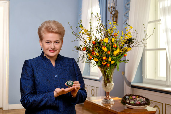 Prezidento kanceliarijos nuotr./ Robertas Dačkus/Dalia Grybauskaitė