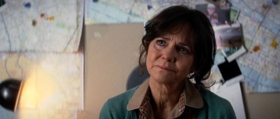 """Teta May / Kadras iš filmo """"Nepaprastas Žmogus-voras 2"""""""