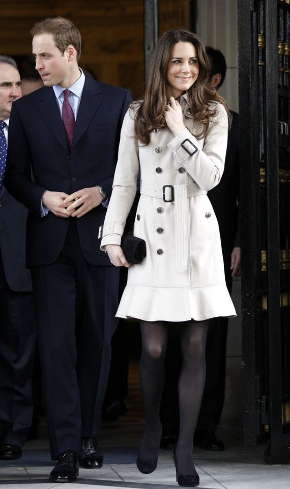 """Scanpix""/AP nuotr./Princas Williamas ir Kate Middleton"