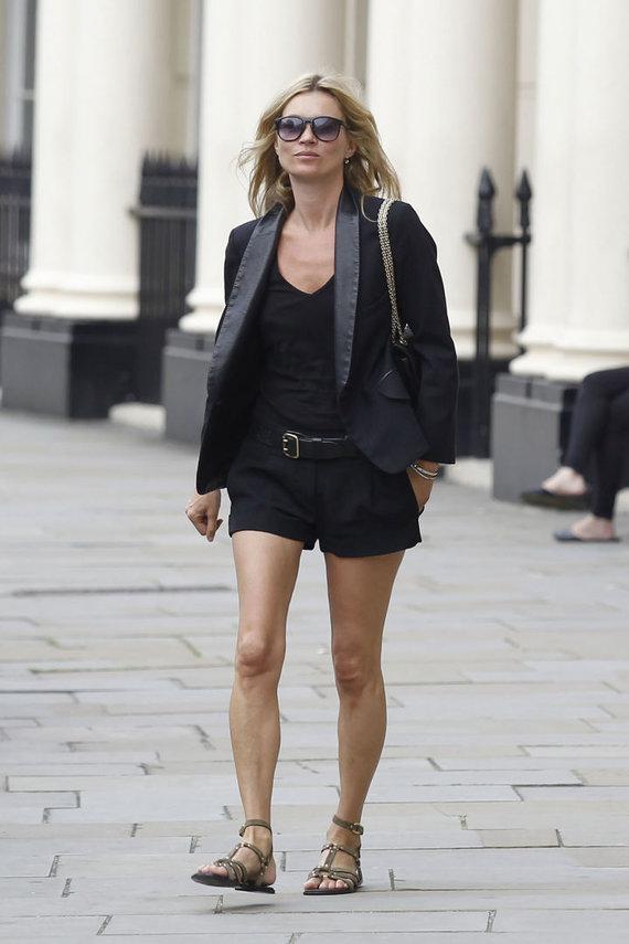 Vida Press nuotr./Kate Moss