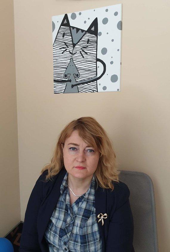 Asmeninio archyvo nuotr./Inga Leonavičiūtė