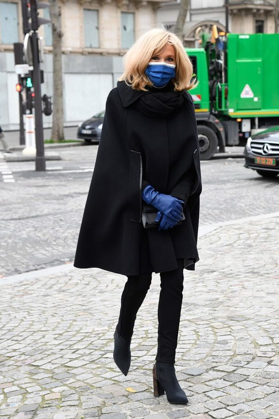 "AFP/""Scanpix"" nuotr./Brigitte Macron"