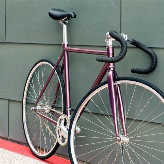 """Organizatorių nuotr./""""The Gentle Ride"""" dviratis"""