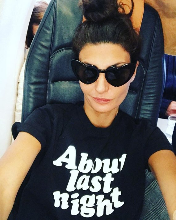 """bat_gio Instagram"" nuotr. /Giovanna Battaglia-Engelbert"