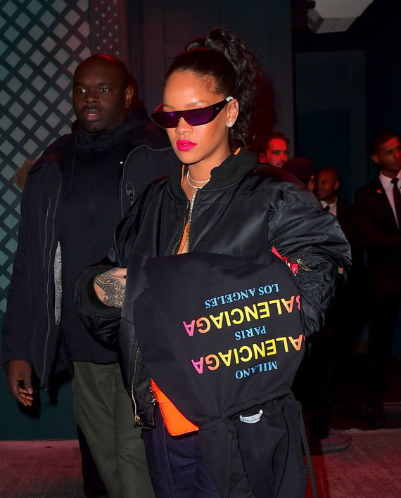 Vida Press nuotr./Rihanna